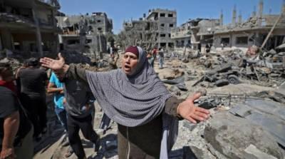 اسرائیلی فوج نے غزہ میں فلسطینی خاندانوں کا اجتماعی قتل عام کیا۔ رپورٹ