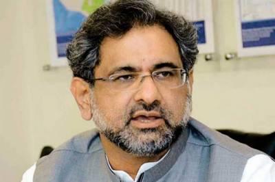 حکومت کی پوری کوشش ہے آزاد کشمیر کا الیکشن چوری کیا جائے۔ شاہد خاقان عباسی