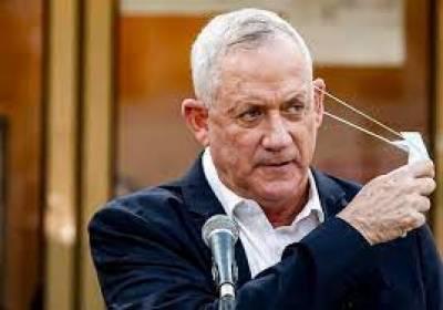 اسرائیل اندر سے کمزور اور زخم رسیدہ ہے۔اسرائیلی وزیر دفاع بینی گینٹز