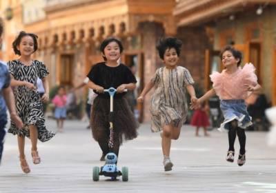 چین کی موزوں دیکھ بھال سے محروم 2لاکھ74ہزار بچوں کو گزربسر الانس کی فرا ہمی