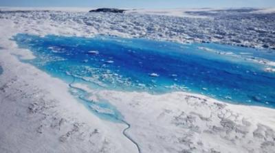 آئس لینڈ کے گلیشیئرز پرگلوبل وارمنگ کے گہرے اثرات, 750 اسکوائرکلومیٹرکا حصہ پگھل کرالگ ہوچکا