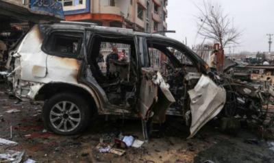 افغانستان: کابل میں دو دھماکے، 8 افراد جاں بحق، 14 زخمی