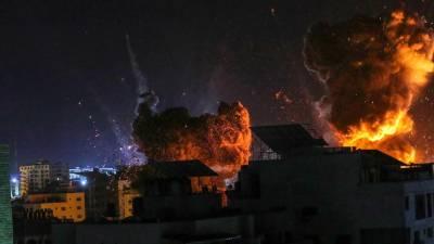 اسرائیلی فوج کا غزہ میں فضائی کارروائی کی ناکامی کا اعتراف