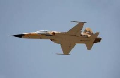 ایرانی لڑاکا طیارے کی انخلا سیٹس کھلنے سے 2 پائلٹس ہلاک