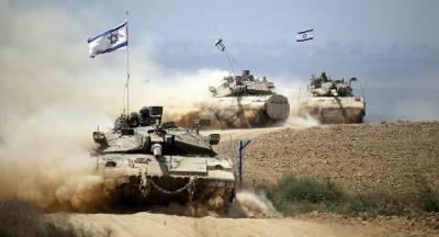 اسرائیلی فوجیوں کے ٹینک اور بلڈوزر غزہ کے جنوبی علاقے میں اندر داخل ہوگئے۔