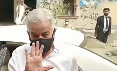 خواجہ آصف کے جوڈیشل ریمانڈ میں 17 جون تک توسیع