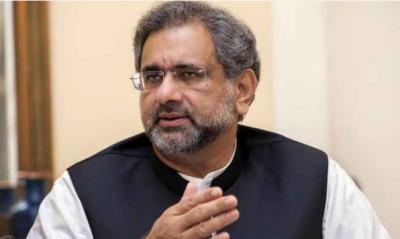 وزیراعظم عمران خان کو معیشت کی الف ب بھی نہیں آتی ہے: شاہد خاقان عباسی