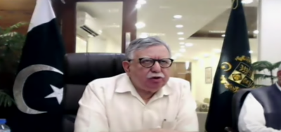اسحاق ڈار کی غلطیاں وزیراعظم عمران خان کو بھگتنا پڑیں: وفاقی وزیر خزانہ شوکت ترین
