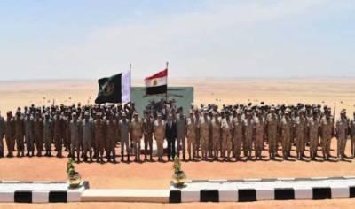 پاکستان اور مصر کی پہلی مشترکہ ایئر ڈیفنس مشقیں قاہرہ میں اختتام پذیر