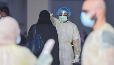 سعودی عرب میں کروناوائرس کے 1261نئے کیسوں کی تشخیص
