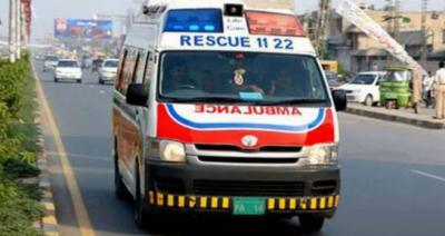 لاہور میں افسوسناک ٹریفک حادثہ، ہنستا بستا گھر اجڑ گیا
