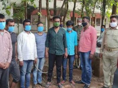 بھارت میں حساس مادہ کی سیکورٹی پر سوالات اٹھنے لگے، مزید 6 کلو یورینیم پکڑی گئی، 7 افراد گرفتار