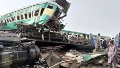پرانی ٹرینیں حادثے میں اضافے کی وجہ ہیں۔ وزیر ٹرانسپورٹ سندھ