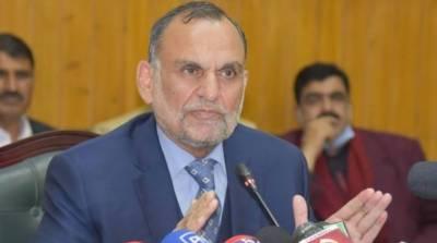 حادثہ کے ذمہ داران کے خلاف سخت کارروائی کی جائے گی : وفاقی وزیر ریلوے