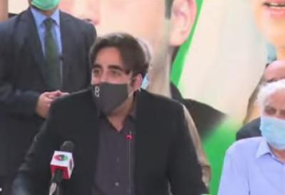 وزیر اور ن لیگ کے کاغذی عہدیدار حادثے پر بھی سیاست چمکاتے ہیں: بلاول بھٹو
