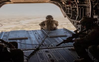 امریکہ کی فوجی بیس کے لیے پاکستان کے بعد وسط ایشیا ریاستوں پر پر توجہ مرکوز ہے. نیویارک ٹائمز