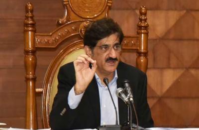 وزیراعلی سندھ مراد علی شاہ کا ترقیاتی کاموں میں 25 فیصد حصے کا مطالبہ