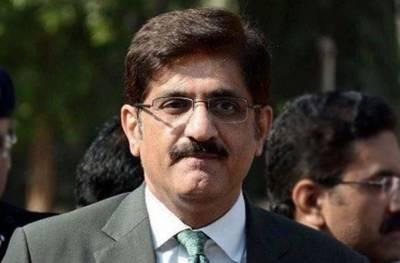 جعلی اکائونٹس کیس: مراد علی شاہ پر فردِ جرم عائد کرنے کی تاریخ 30جون مقرر