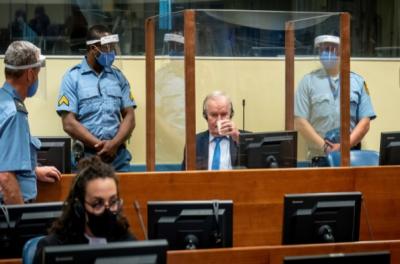 جنگی جرائم کی عالمی عدالت کا تاریخی فیصلہ : بوسنیا میں8ہزار مسلمانوں کے قاتل سربیا کے جنرل ملادووچ کی عمر قید کی سزا