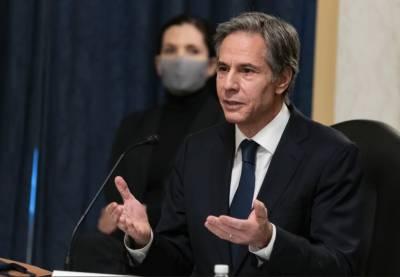 امریکا اسرائیلی آئرن ڈومنظام کی تجدید کے لیے پرعزم ہے۔امریکی وزیر خارجہ