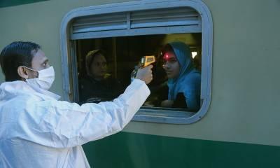 ملک بھر میں عالمی وباء کوروناوائرس کے مزید76مریض انتقال کر گئے