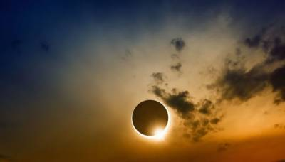 سال کا پہلا سورج گرہن آج ہوگا