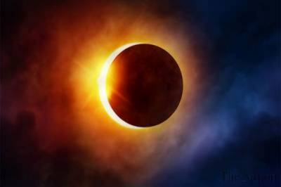سال 2021ء کا پہلا سورج گرہن آج ہوگا