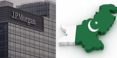جے پی مورگن نے پاکستان کو سرمایہ کاری کیلئے بہتر ملک قرار دے دیا