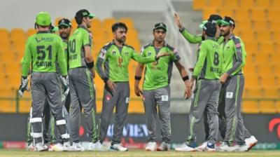 پی ایس ایل 6: لاہور قلندرز نے پشاور زلمی کوسنسنی خیز میچ کے بعد شکست سے دوچارکردیا
