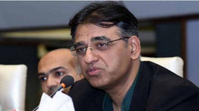 آزاد کشمیر اور گلگت بلتستان میں ویکسی نیشن کو مزید تیز کیا جائے گا: اسد عمر
