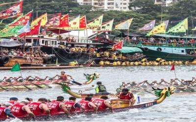 ڈریگن بوٹ فیسٹیول کی تعطیل کے دوران 10 کروڑ لوگوں کے دوروں کی توقع