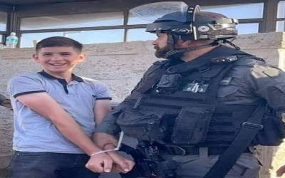 اسرائیلی فوج کی غرب اردن میں گھر گھر تلاشی،6 فلسطینی گرفتار