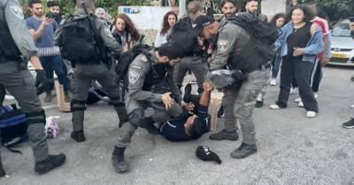 فلسطینی قیدیوں پر وحشیانہ تشدد کی ویڈیو منظر عام پر آ گئی