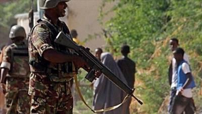 صومالیہ میں فوجی کارروائی کے دوران 10عسکریت پسند ہلاک اورمتعدد زخمی ہو گئے ۔