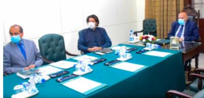 لاہور: گورنرپنجاب چوہدری محمد سرور نے پینے کے صاف پانی کے بڑے منصوبے کا اعلان کر دیا۔