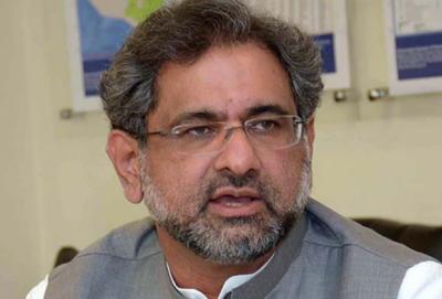 پاکستان کی تاریخ میں پہلی حکومت ہے جو جھوٹ بول کر کام چلا رہی ہے: شاہد خاقان عباسی