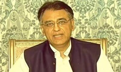 وزیراعلی سندھ وفاق کے ترقیاتی کاموں سے ناراض ہیں: وفاقی وزیر اسد عمر