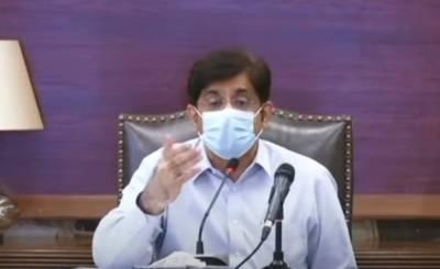 وزیراعلیٰ سندھ مراد علی شاہ نے ڈرائیونگ لائسنس کیلئے کورونا ویکسی نیشن لازمی قرار دے دی