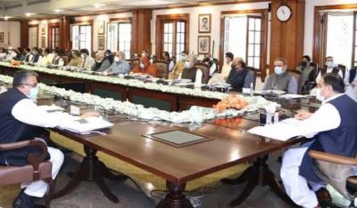 پنجاب کابینہ نےنئے مالی سال 2021-22کی بجٹ تجاویز کی منظوری دے دی