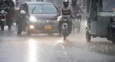 کراچی والے ہوشیار ہوجائیں ! گرج چمک کے ساتھ بارش کی پیشگوئی