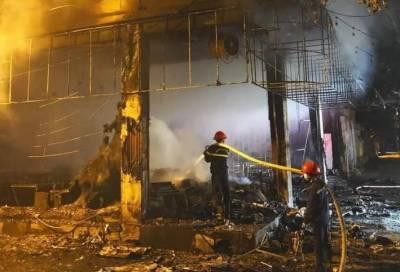 ویت نام میں آتشزدگی، 6افراد ہلاک