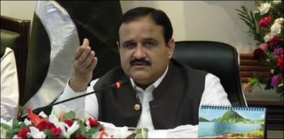 گالی دینا پنجاب کی ثقافت نہیں ، ن لیگی رہنمائوں کا کلچر ہے۔عثمان بزدار