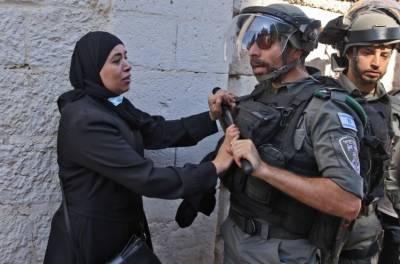 مقبوضہ بیت المقدس:اسرائیلی فوج کی فائرنگ ،33فلسطینی زخمی