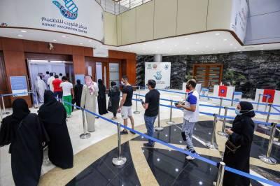 کویت : کورونا ویکسین لگانے والے تارکین وطن کواگست سے ملک میں داخلے کی اجازت
