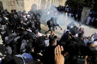 برطانیہ نے مقبوضہ بیت المقدس کو مقبوضہ علاقہ قراردے دیا