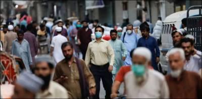 کورونا وائرس:ملک بھر میں نئے کیسز کی شرح 1.90 فیصد تک آگئی،مزید39افراد جاں بحق