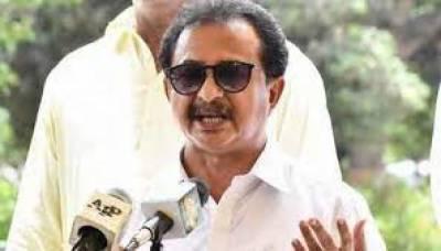 468 ارب کے بجٹ کے باوجود سندھ میں ڈاکو راج قائم ہے: حلیم عادل شیخ