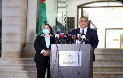فلسطین نے اسرائیل سے کرونا ویکسین کا معاہدہ منسوخ کردیا۔