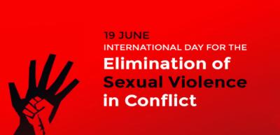 متنازعہ علاقوں میں صنفی تشدد کی روک تھام کا آج عالمی دن منایا جارہا ہے