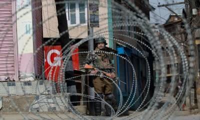 بارہ مولا ضلع اور سری نگر میں چار معصوم کشمیری نوجوان گرفتار
